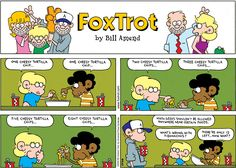 FoxTrot Fibonachos!