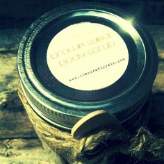 Homemade AllNatural Scrubs 16 oz by Shescraftyyall on Etsy, $18.00