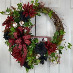 Gamecocks Wreath
