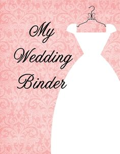 A FUn Activity for the Young Women. Wedding Binders