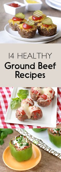 14 Healthy Recipes to Make with Ground Beef | Hungry Girl