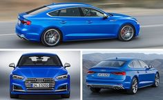 2018 Audi A5/S5 Sportback Debuts, Coming to the U.S. for the First Time - http://carparse.co.uk/2016/09/07/2018-audi-a5s5-sportback-debuts-coming-to-the-u-s-for-the-first-time/