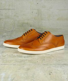 Fred Perry - Patton Leather Shoe