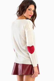 Tobi sweater. $58 http://www.tobi.com/product/52634-tobi-heart-on-my-sleeves-sweater?color_id=71541