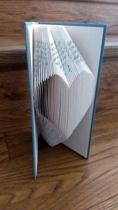 Book folding Pattern: HEART   Craftsy