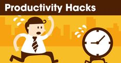 14 Ways to Work Smarter & Not Harder – Productivity Hacks - Rick Ramos Consulting