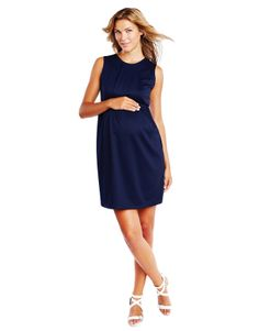 36a33a00915 Love this Maternal America Navy Vintage Ponte Maternity Dress by Maternal  America on