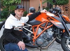 5 Questions With KTM's Head of Engine Development, Peter Gorbach - Motorcyclist Magazine Up To Speed