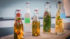Vijf heerlijke zelfgemaakte oliën, azijn en vinaigrettes | VTM Koken