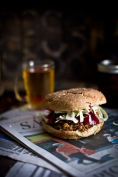 love this  Pulled Pork Sandwiches