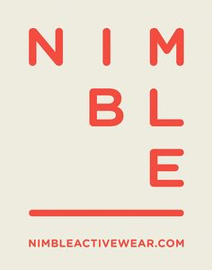 New Logo and Identity for Nimble by Christopher Doyle  Co.