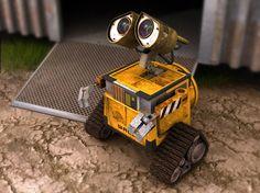 Wall-e  by Alessandra Tarantino