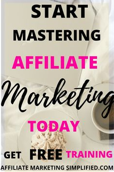 How To Master Affiliate Marketing - The Beginner's Complete Mastery Blueprint – Affiliate Marketing Simplified Marketing Logo, Affiliate Marketing, Marketing Plan, Marketing Strategies, Marketing Training, Blogging For Beginners, Blogging Ideas, Influencer Marketing, Pinterest Marketing