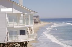 Coastal Homes | Beach House Bummer: State-Run Insurance Fuels Risky Coastal ...