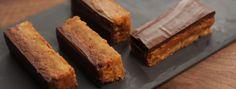 Zeste | Barres fondantes choco-caramel