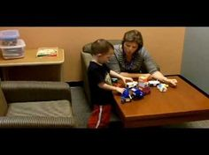 See Parent-Child Interaction Therapy in Action Through PCIT demo at Encompass (EncompassNW.org) #parenting #kids #parents
