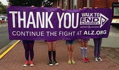 walk to end alzheimers - thank yous - Google Search Walk To End Alzheimer's, Alzheimers, Illinois, Walking, Google Search, Walks, Hiking