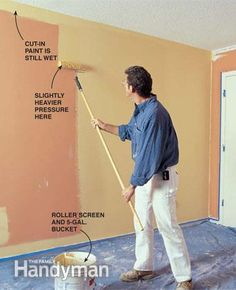 Professional Painting Tips  http://www.familyhandyman.com/painting/tips/professional-painting-tips/view-all?pmcode=FHE31VH189
