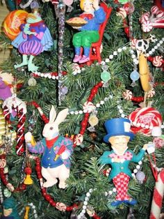 Dept 56 Storybook Ornaments
