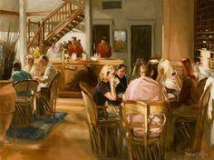 Elaine Coffee - Morris & Whiteside Galleries