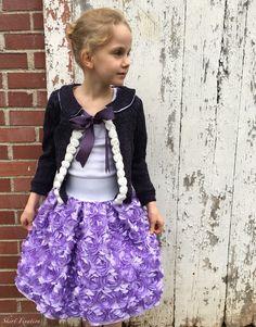 Quinn Skirt & Top {All The Skirts: Violette Field Threads & Raspberry Creek Fabrics} - Skirt Fixation Girl Skirts, Modest Skirts, Baby Skirt, Top Pattern, Dress Skirt, Raspberry, Sewing Patterns, Flower Girl Dresses, Fabrics
