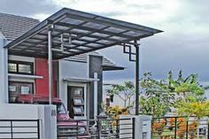 kanopi minimalis Rp 450.000/m2