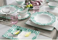 Gmunden Keramik-My pattern Dinnerware, Plates, Ceramics, Dishes, My Love, Tableware, Austria, Kitchen, Pattern