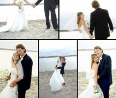 Beach Weddings California on Had The Cutest Couple On It A Southern California Beach Wedding Don