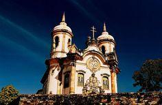 Brazil, Minas Gerais, Ouro Preto
