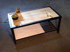 Industrial modern furniture. Tables, stools, shelves Edmonton Edmonton Area image 1