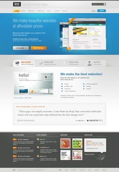 Design a Beautiful Website From Scratch | Nettuts+