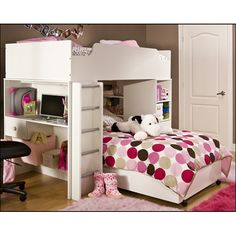 gavin white twin loft bed with desk and chest white loft bed white bunk beds and white wood
