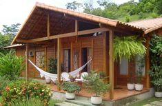 investir em uma casa pré-fabricada de madeira…