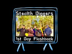 #73 1st week flashback ~ the day SD found metal detecting in NH