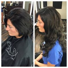 Cold Fusion Hair Extensions done by Lisa @illusionscolorspa #hair #stlsalons #extensions #coldfusion #longhair