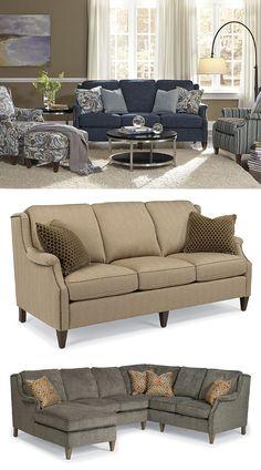 zevon sofa by flexsteel - Flexsteel Sofas