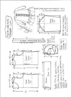 Платье для девочки с длинными рукавами от 1 до 14 лет (Шитье и крой)   Журнал Вдохновение Рукодельницы