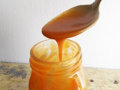 Easy Homemade Caramel Sauce...step by step.