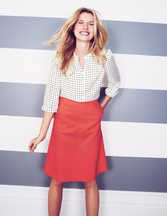 I've spotted this @BodenClothing Lena Skirt