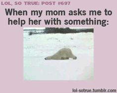 Totally my son......