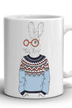 Manager mug/Boyfriend Gift/Сoffee mug/Work mug/Office mug/Best gift/Birthday gift/Present/Stylish coffee mug/For Him/Stylish hare/Boss Gift Mug Crafts, Hare, Boyfriend Gifts, Different Colors, Birthday Gifts, Coffee Mugs, Print Design, Best Gifts, Boss
