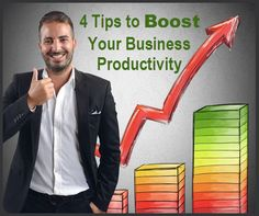 Ways To Boost Productivity For Business