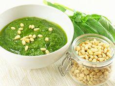 Pesto, Palak Paneer, Salsa, Beans, Vegetables, Ethnic Recipes, Food, Essen, Vegetable Recipes