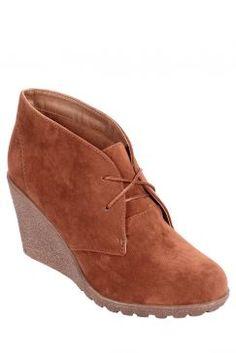 Boots caramel
