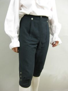 C18th Knee Breeches (TR210)