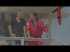 Muscle Car Beach with David Hasselhoff and Richard Rawlings #Dodge #musclecars #Charger #challenger #mopar