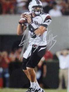 Stephen Garcia Signed South Carolina Gamecocks 8x10 Photo - Sports Memorabilia