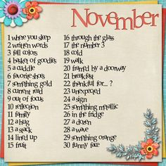 1000+ images about Instagram Challenges! on Pinterest ...