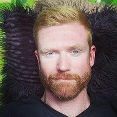 My ginger guys Hot Ginger Men, Ginger Beard, Ginger Hair, Ginger Snap, Mens Hairstyles With Beard, Hair And Beard Styles, Moustaches, Ginger Gene, Red Hair Men