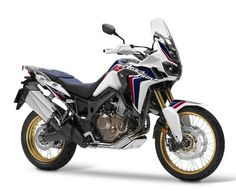 Honda's new Africa Twin revealed Bike News, Motorcycle News, Honda Powersports, Honda Africa Twin, Motorcycle Manufacturers, New Africa, New Honda, Dual Sport, Honda Motorcycles